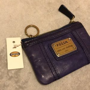 Fossil card/coin purse